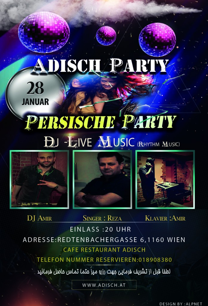 Adisch party