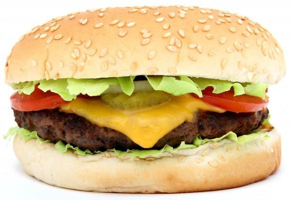 Adisch chees burger