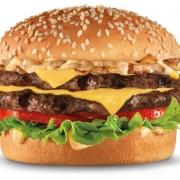 ADisch Double Burger