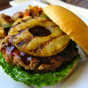 Hawaiian-Burger