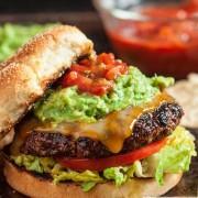 Mexican Burger Adisch