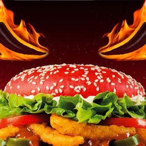 Adisch Chili Burger