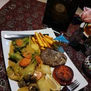 steak mit pilzen Adisch